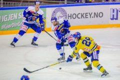 DIV II 2017 – QF 3 – Ibira Hockey x BTC Hockey